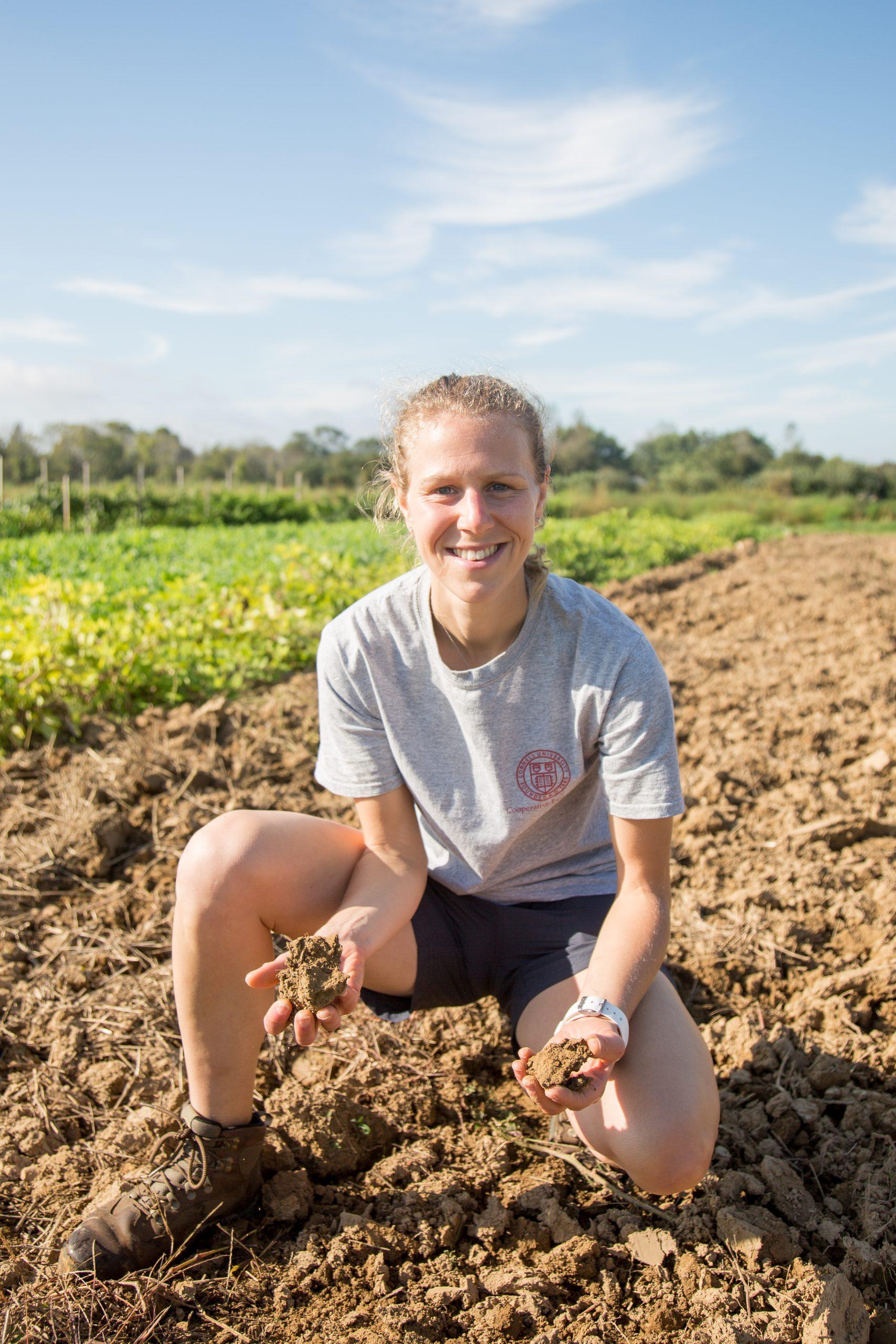 Dr. Deborah Aller, Agricultural Stewardship & Biochar Specialist